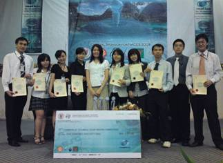 Curtin Sarawak chemical engineering students win in national-level competition