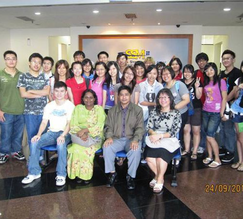 Visit to companies commission office an eye-opener for Curtin Sarawak students