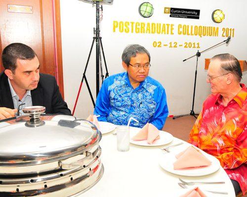 Postgraduate colloquium contributes to the advancement of postgraduate research
