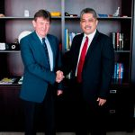 Curtin Sarawak bids farewell to outgoing Deputy Pro Vice-Chancellor and appoints Professor Yudi Samyudia to the position