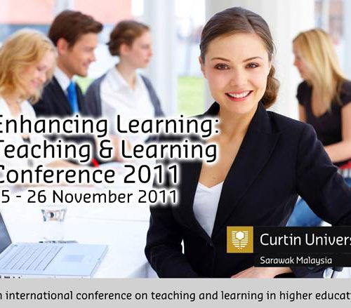 International conference on enhancing teaching and learning to be held from 25 to 26 November