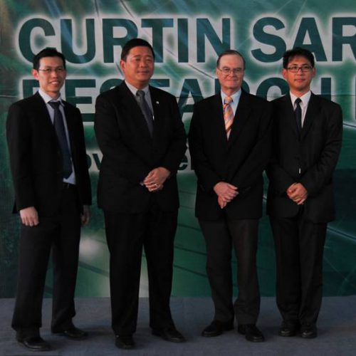Curtin Sarawak Research Institute officially launched