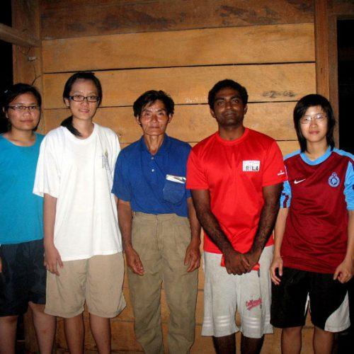 Curtin Sarawak JCLA ambassadors organise outreach project at Penan village