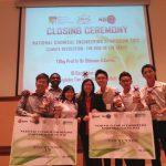 Curtin Sarawak teams second runners-up at NACES