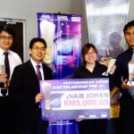 Curtin Sarawak second in national level investment quiz