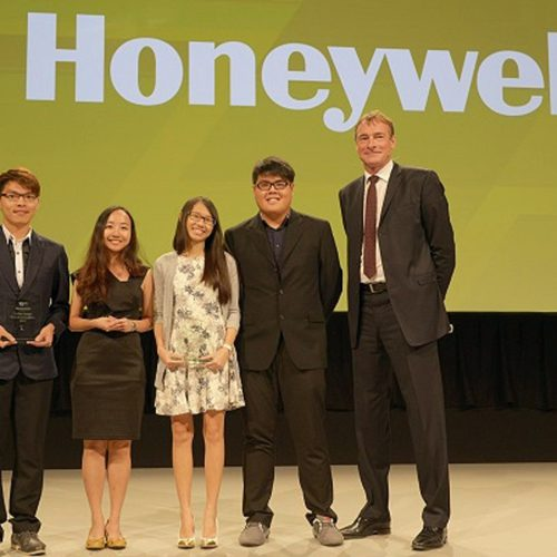 Curtin Sarawak students named winners of 2015 UniSim Design Student Challenge for Europe and Asia
