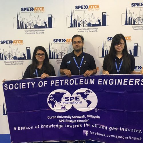 Curtin Sarawak students represent Malaysia at SPE PetroBowl competition