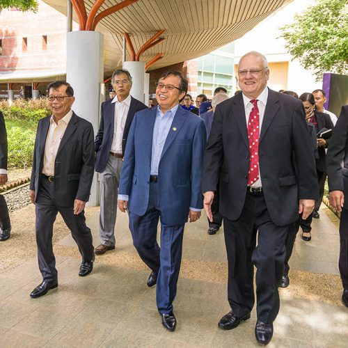 State government will assist Curtin Malaysia expand its facilities