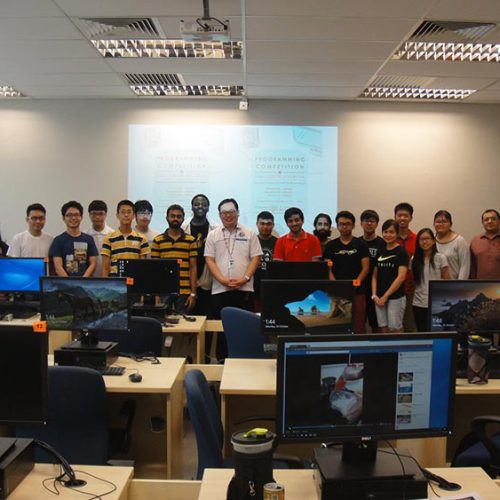 Curtin Malaysia students compete in marathon 3-hour programming competition