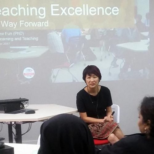 Curtin Malaysia business academics keen to achieve teaching excellence