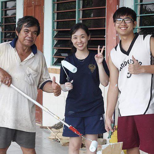 Curtin Volunteers! mark ten years of John Curtin Weekend in Sarawak