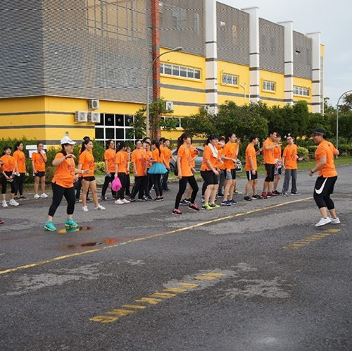 Curtin Malaysia's Faculty of Business organises run in support of special children