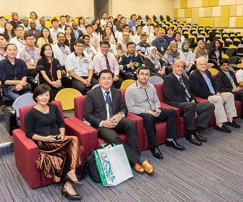 Curtin Malaysia hosts concurrent conferences promoting innovation in science, engineering and technology