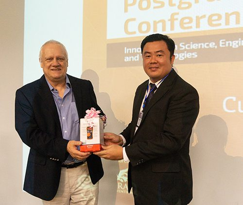Keysight Technologies donates digital multimeter to Curtin Malaysia for research and teaching at Keysight Reference Lab