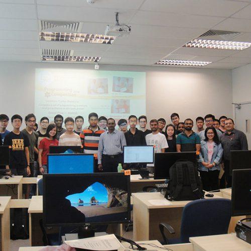 Curtin Malaysia students pit their programming skills in 3-hour programming marathon
