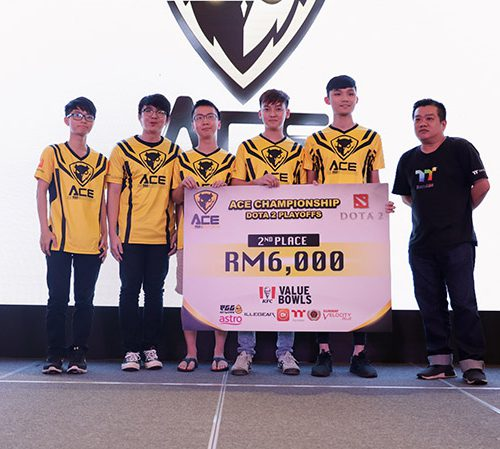 Team Curtin University Malaysia among top teams in ACE Championship Playoffs