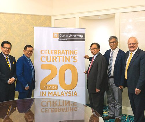 Chief Minister gets update on latest developments at Curtin Malaysia
