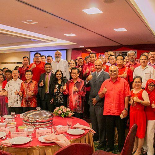 Curtin Malaysia shows its appreciation to Miri community