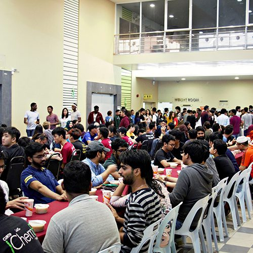 Curtin Malaysia campus community comes together for breaking of fast