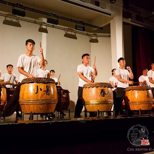 'One Beat One Soul' Chinese cultural extravaganza at Curtin Malaysia