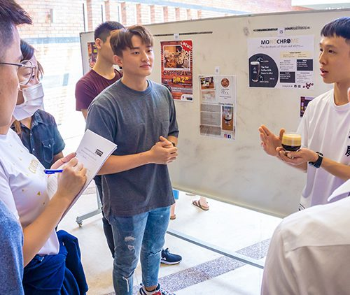 Curtin Malaysia students commended for creative marketing strategy by leading Miri café