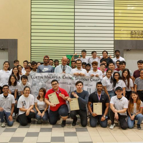 Annual speed eating competition brings Curtin Malaysia students together