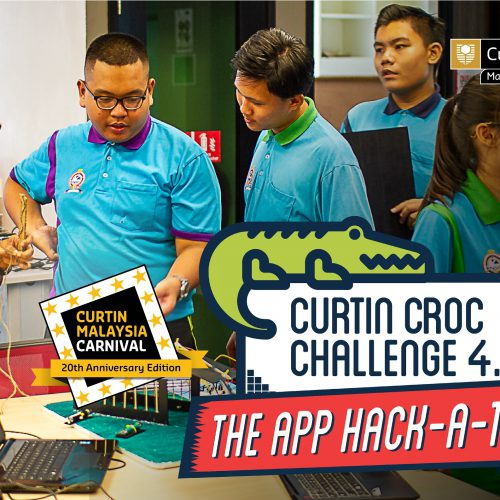 Curtin Malaysia's signature crocodile-themed electronic design competition back for fourth year