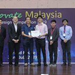 Curtin Malaysia team wins Google Track in Innovate Malaysia Design Competition