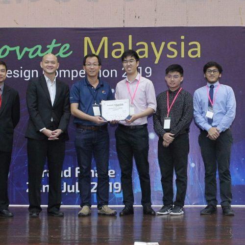Curtin Malaysia team wins Google Track in Innovate Malaysia Design Competition
