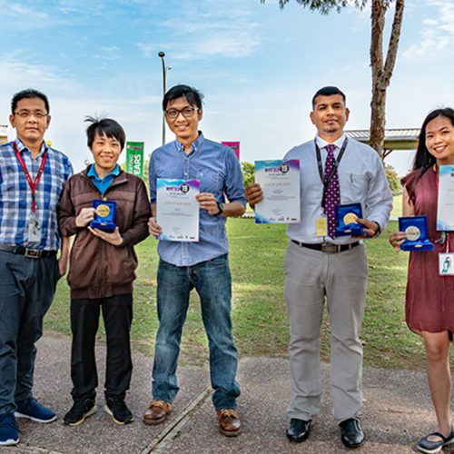 Curtin Malaysia teams shine at InTEX19