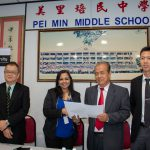 Curtin Malaysia and SM Pei Min enhance collaboration with signing of MoU