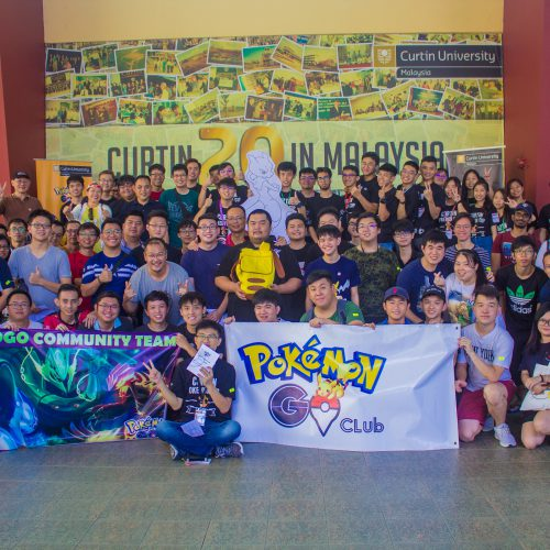 Pokémon trainers come together for Curtin Pokémon Cup at Curtin Malaysia