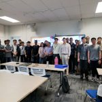 Technical lecture gives Curtin petroleum engineering students insights into gas-lift design and operation