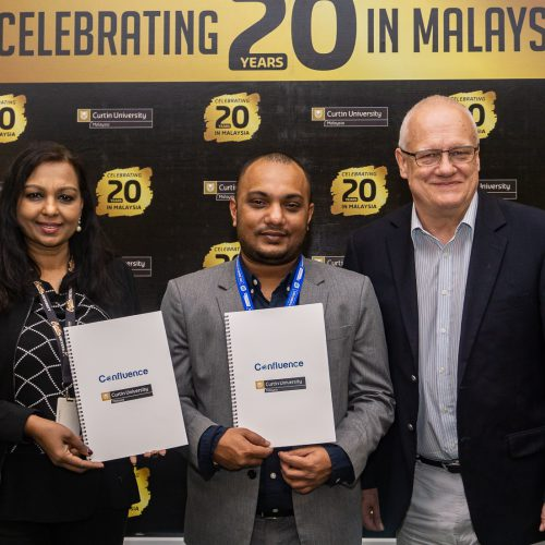 Curtin Malaysia and Confluence Contours set to enhance collaboration