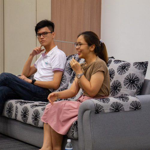 Curtin Malaysia Faculty of Engineering and Science students attend pre-graduation gathering
