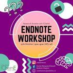 Endnote Workshop 2019 Logo