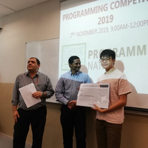 Curtin Malaysia's Programming Nation Club holds programming competition for third year