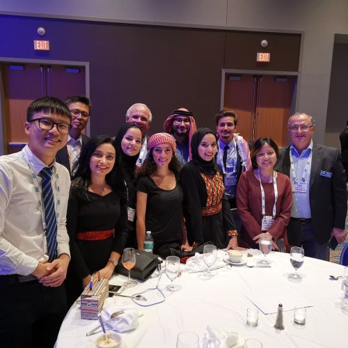 Curtin Malaysia students attend IEEE-IAS Annual Meeting in US