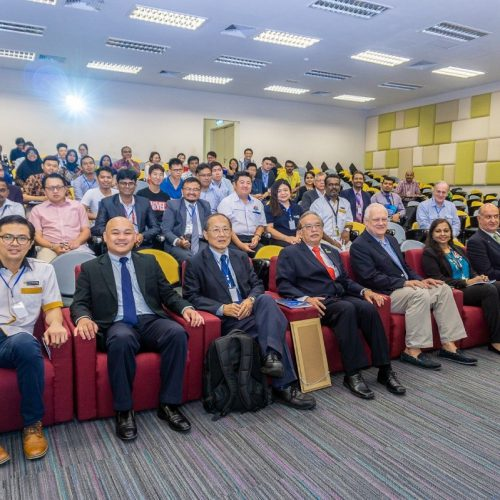 Over 100 international delegates attend materials technology and energy conference at Curtin Malaysia