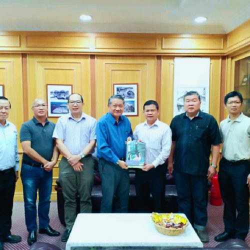 Curtin Malaysia's Faculty of Business keen to collaborate with Miri business community