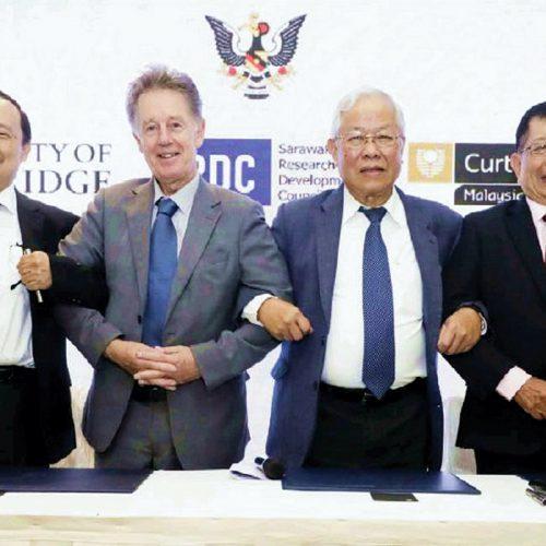 Curtin Biovalley Sdn Bhd to manage Sarawak Biovalley Pilot Plant at Curtin Malaysia campus