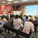 Curtin final-year engineering students attend Civil Engineering Research Conference