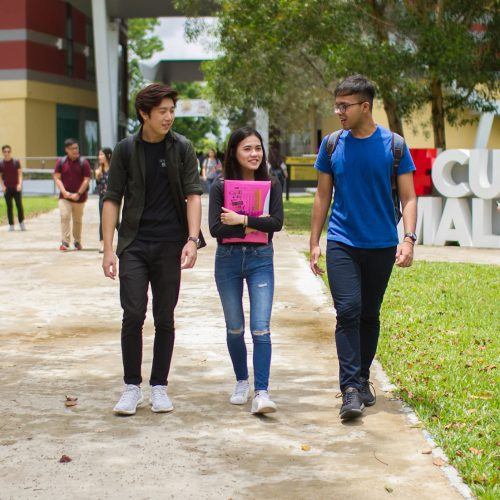 Find out about Curtin Malaysia at education events across Malaysia