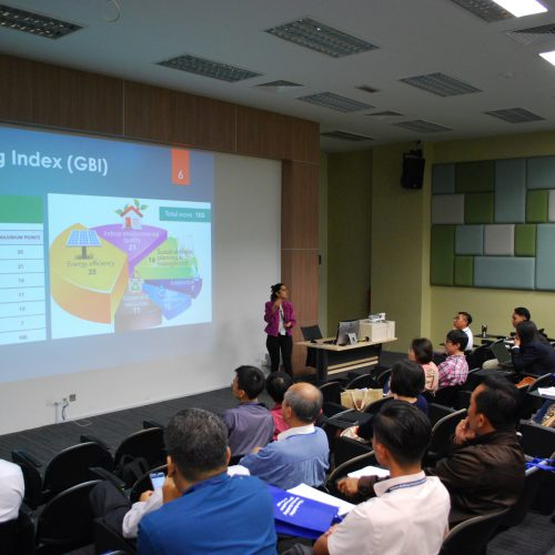Industry practitioners, academics and researchers attend 1st Borneo BIM Symposium at Curtin Malaysia