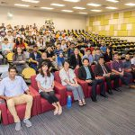 Curtin Malaysia's Faculty of Engineering and Science welcomes new degree students