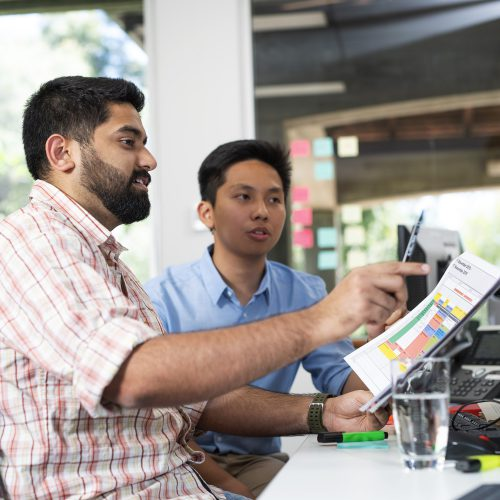 Progress with a Curtin postgraduate degree at Curtin Malaysia