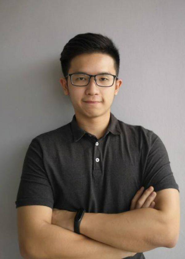 Graduate environment advisor Johnny Wong Kee Hong.