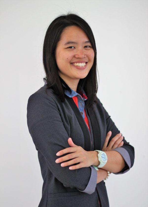 NPI engineer Chew Whei Yi.
