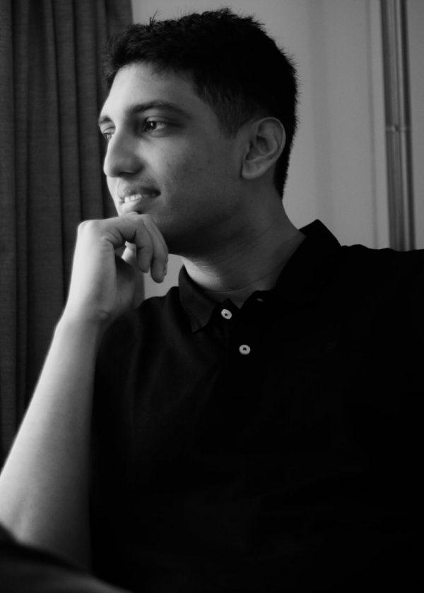 Entrepreneur and CEO Vinodh Menon.