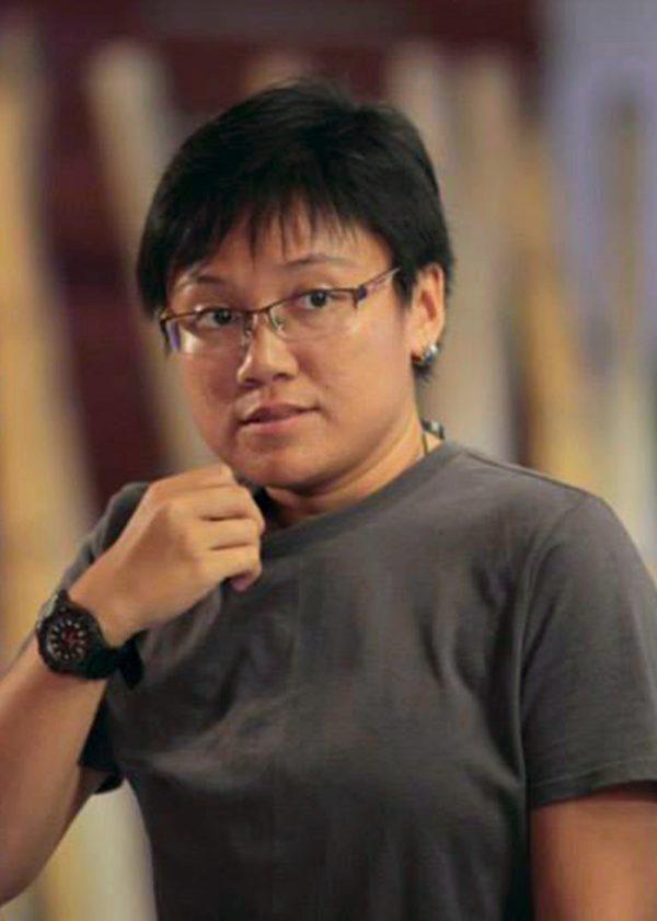Freelance film and TV producer Karen Kuek.